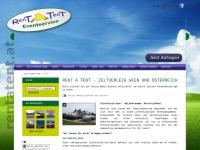 Zeltverleih RenT A TenT