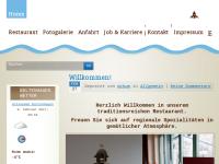 """Restaurant """"Zur Seebrücke"""""""