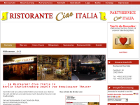 Restaurant Ciao Italia