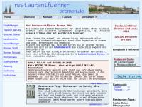 Restaurantführer Bremen