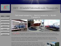 Römhild Int. Transporte
