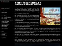 Retro-Futurismus.de - Ein Rückblick auf die Zukunft von gestern