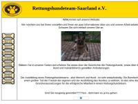 Rettungshundeteam Saarland e.V.