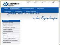 Regensburger Wohnstätten für geistig Behinderte