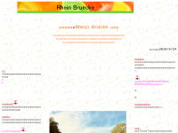 Rhein Bruecke