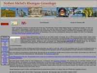 Rheingau-Genealogie
