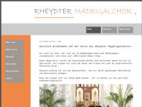 Rheydter Madrigalchor