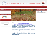 Rettunsghundestaffel Rheingau-Taunus e.V.