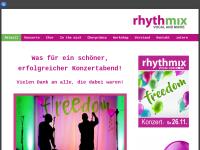 Rhythmix - Die Stimmen in Au e.V.