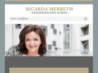 Merbeth, Ricarda