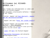 Richard-Wagner.com
