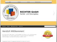 Richter GmbH - Sanitär und Heizungsbau