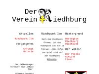 Herzogtum Riedhburg