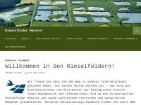 EU-Vogelschutzgebiet Rieselfelder Münster