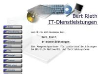 Bert Rieth IT-Dienstleistungen