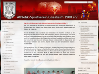 Athletik-Sportverein Griesheim 1900 e.V.