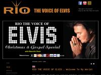 Rio, The Voice Of Elvis