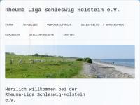 Deutsche Rheuma-Liga Schleswig-Holstein e.V.