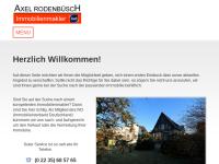 Axel Rodenbüsch, Immobilienmakler IVD Erftstadt