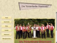 Röderländer Blasmusik