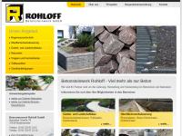 Betonsteinwerk Rohloff GmbH