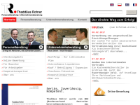 TRUB Thaddäus Rohrer Unternehmensberatung