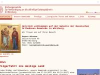 Orthodoxe Kirchengemeinde zur Verkündigung an die Gottesgebärerin Würzburg