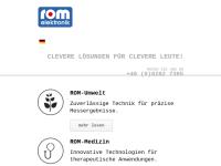 ROM-Elektronik GmbH