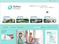 RoMed Kliniken Kliniken der Stadt und des Landkreises Rosenheim GmbH