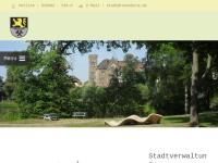 Stadt Ronneburg / Thüringen