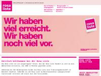 Rosa Liste e.V. München