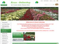 Rosen-Onlineshop, Leutersdorfer Baumschulen Pflanzenhandels GmbH