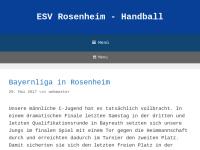 ESV Rosenheim Handball