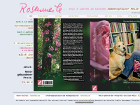 Rosen in Gärten, Werbung und Kunst