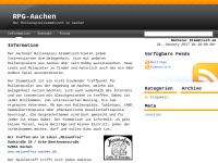 Aachener Rollenspiel-Stammtisch (RPG-Aachen)