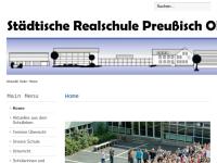 Städtische Realschule Preußisch Oldendorf