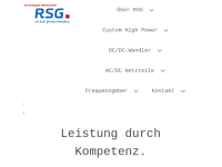 RSG Electronic Components GmbH