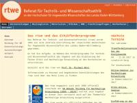 Referat für Technik- und Wissenschaftsethik (RTWE)