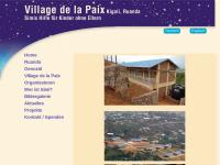 Village de la Paix, Kigali