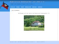 Ruderverein Bodenwerder von 1922 e. V.
