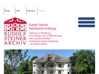 Rudolf Steiner Archiv