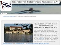 Rüdersdorfer Ruderverein Kalkberge e.V.