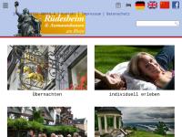 Rüdesheim am Rhein - Lebensart in Rheinkultur