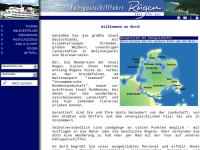 Fahrgastschifffahrt Rügen
