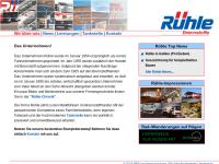 Rühle Brennstoffe GmbH