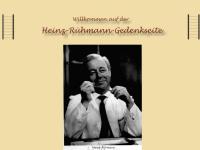 Heinz-Rühmann-Gedenkseite