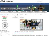 Regionalkunde Ruhrgebiet