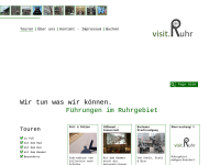 Ruhrgebiet-Tourgebiet
