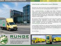 Runge Internationale Spedition GmbH