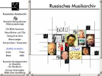 Russische Komponisten
